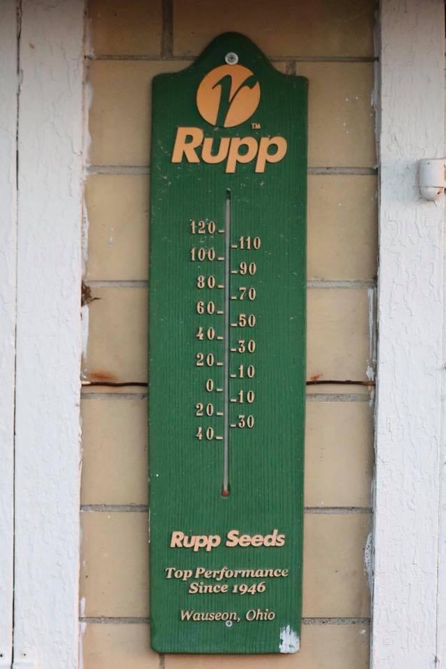 Rupp Sign
